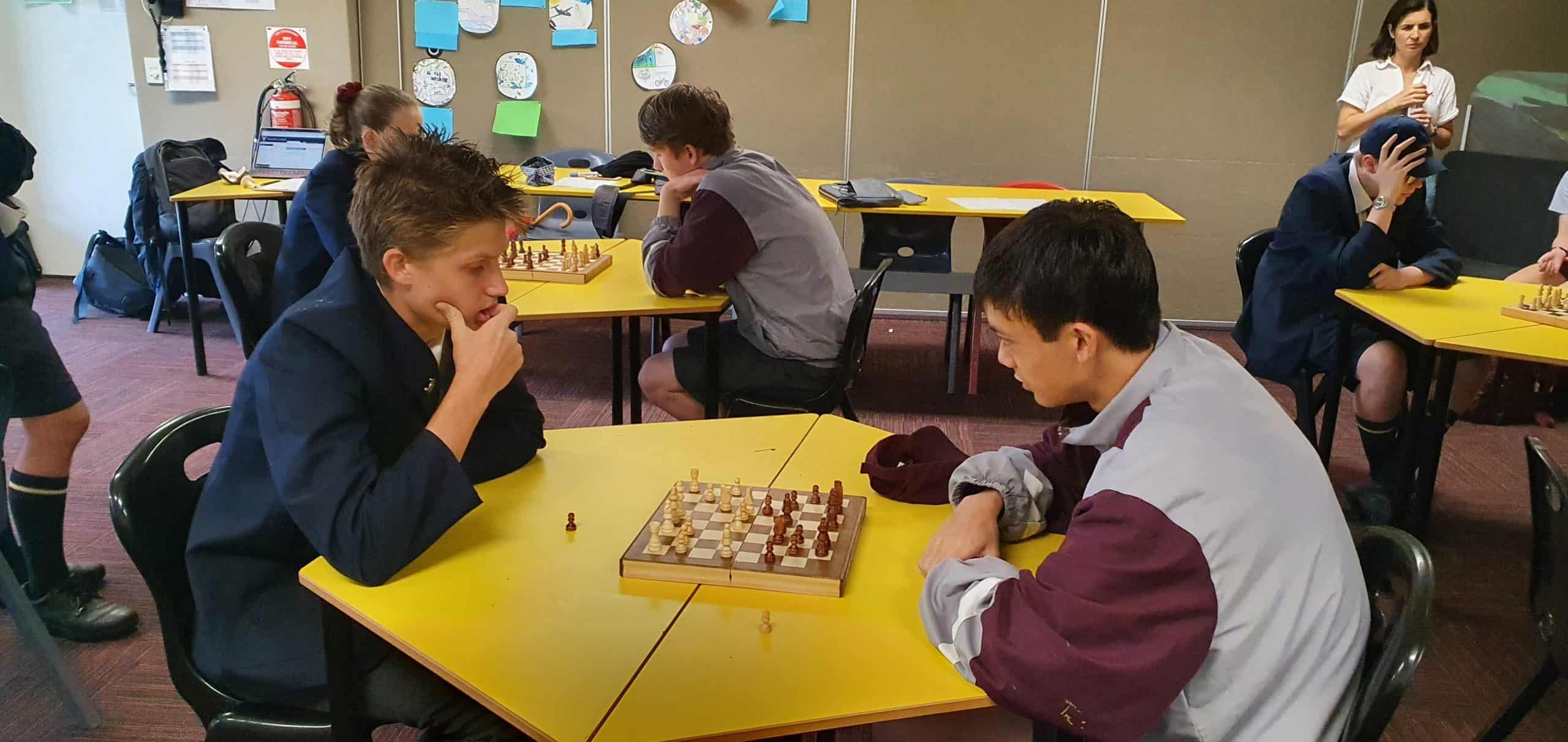 Lindisfarne Chess Club