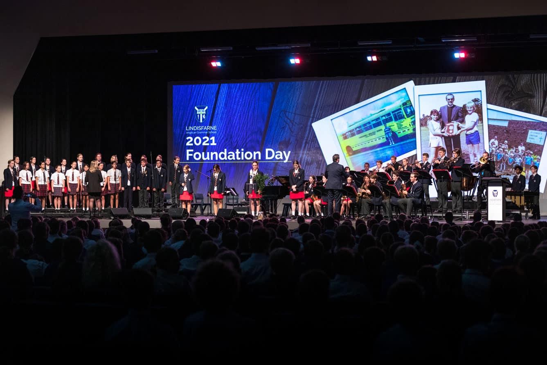 The Senior School 2021 Foundation Day service